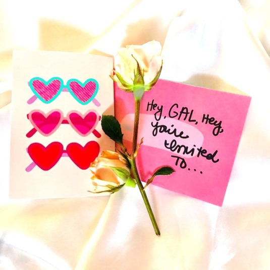 Le Diary Galentines Day 2